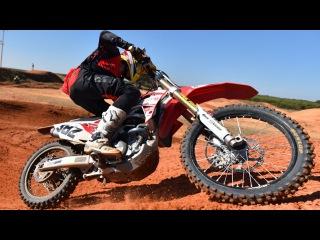 HELMET CAM: One Lap At Stewart's Feat. Tanner Stack - James Stewart / Freestone Champions Ride Day