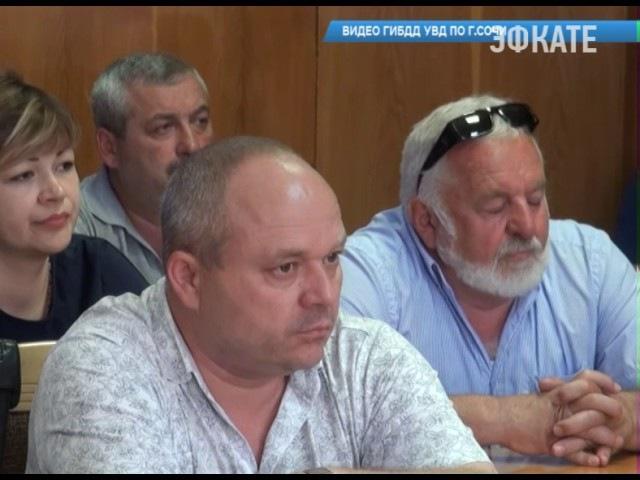 Полицейские провели встречу с организаторами джиппинг-туров в Сочи. Новости Эфк...