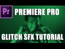 How to make GLITCH SOUND EFFECTS directly in Premiere Pro (Creative Cloud Tutorial)