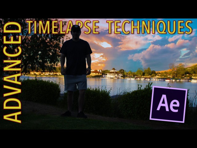 Advanced Timelapse Techniques Tutorial | After Effects CC 2017