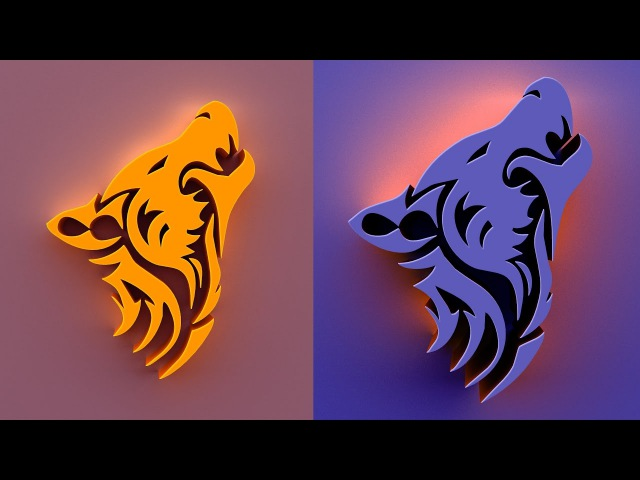Creating 3D Logo With Any Shape In Photoshop CS6