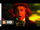 Willy Wonka the Chocolate Factory - Tunnel of Terror Scene (6/10) | Movieclips
