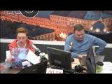 Утро Сашей Плющевым и Таней Фельгенгауэр  Живой гвоздь - Илья Варламов