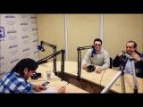 Андрей Антонов и Георгий Цветков в эфире программы