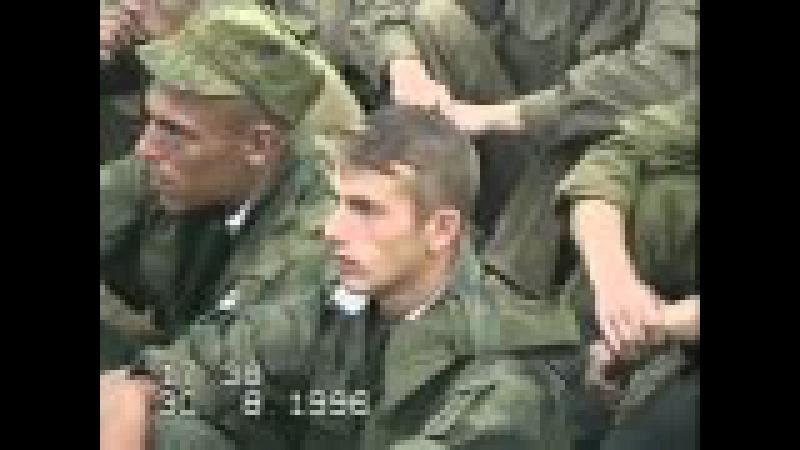 Чечня, 1996 год ВДВ после боя Война в чечне
