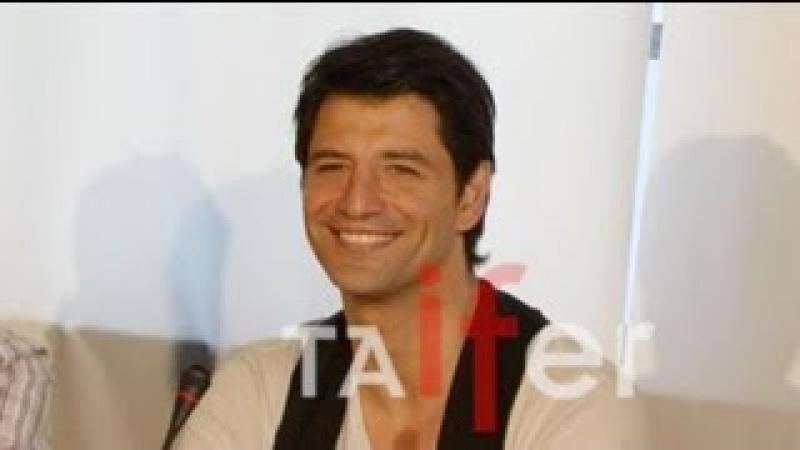 Σάκης Ρουβάς σαρδάμ αμηχανία σε συνέντευξη 2010