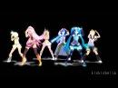 Tik Tok (Kesha)~[FNAF VOCALOID MMD]