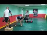 СК Булат - Подготовка к II этапу Черноземья по ММА
