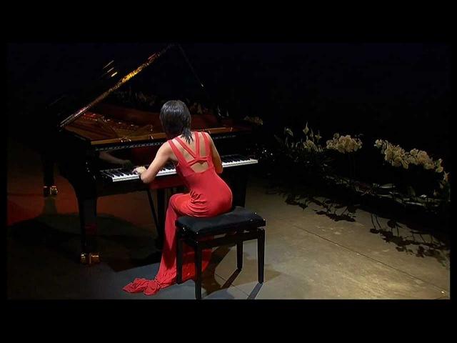 Yuja Wang Plays Prokokiev Sonata No 6 Opus 82 Mov 1 and 2