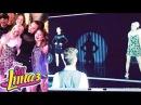 Soy Luna 3 - Participación de Dove Cameron y Sofia Carson - Backstage