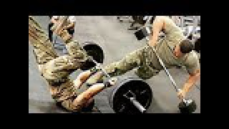 MILITARY STRENGTH Training - STRONG SOLDIER BEST of Diamond Ott
