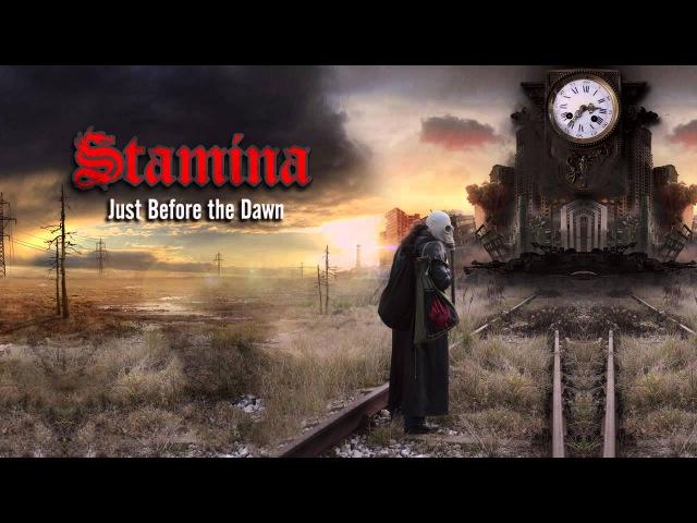 Stamina Just Before the Dawn feat Göran Edman