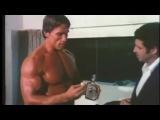 Arnold Schwarzenegger - Jim Beam - 1980