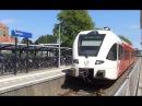 Compilatie Treinen in Harlingen Jaar 2016