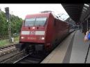 DB 101 022-2 | EuroCity Prague | Station Hamburg Dammtor