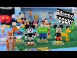 Disney Crossy Road Toys - A High Quality First Look + Limited Edition Mickey Mouse