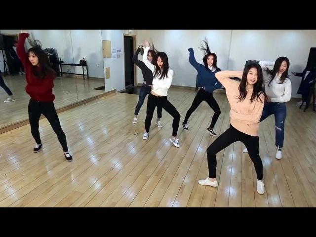 [2x Dance] Dreamcatcher(드림캐쳐) Chase Me (악몽, 惡夢, Nightmare) [통통영상]