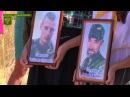 В селе Белоскалеватое перезахоронили погибших защитников Донбасса Опубликовано 20 сент 2017 г