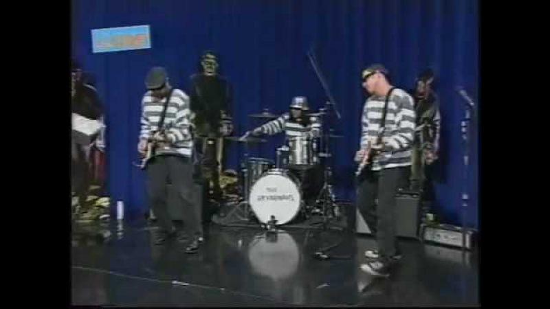The Reverbians-Johnny Sokko theme song