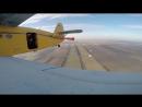 Прыжки с парашютом 20.08.2017 первый подъем