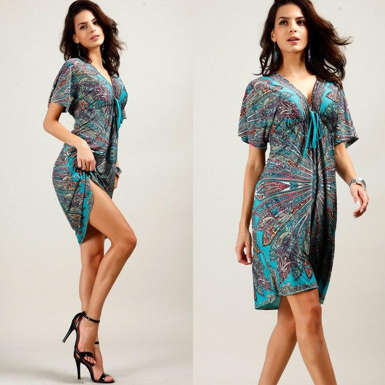 Пляжное платье 23 фасона
