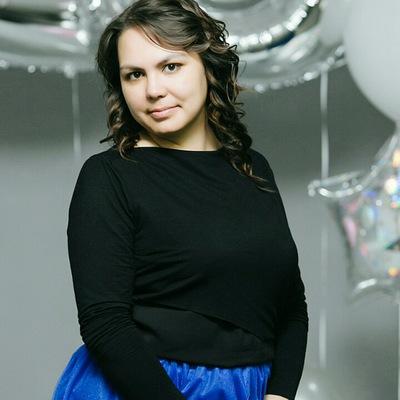 Оля Курбатова