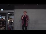 Naked (Acoustic) - Christopher (Live) - Eunho Kim Choreography [vk ver.]