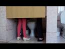 страсти в женском туалете