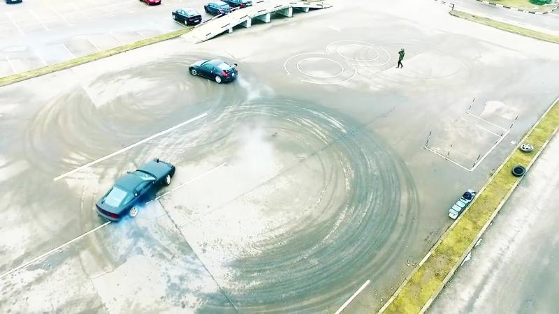 Поздравление с 8 Марта от ГАИ г. Витебска и Автоспортивного сообщества R2R