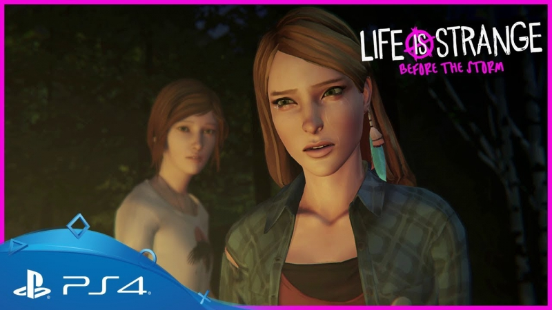 Life is Strange: Before the Storm | Gamescom Launch Trailer | PS4