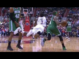 Even Al Horford had to applaud Bradley Beal's flop