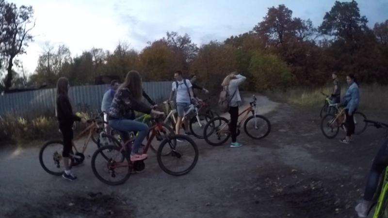 велопробег ФФиУ 06.10.16