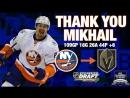 Thank You, Mikhail Grabovski!