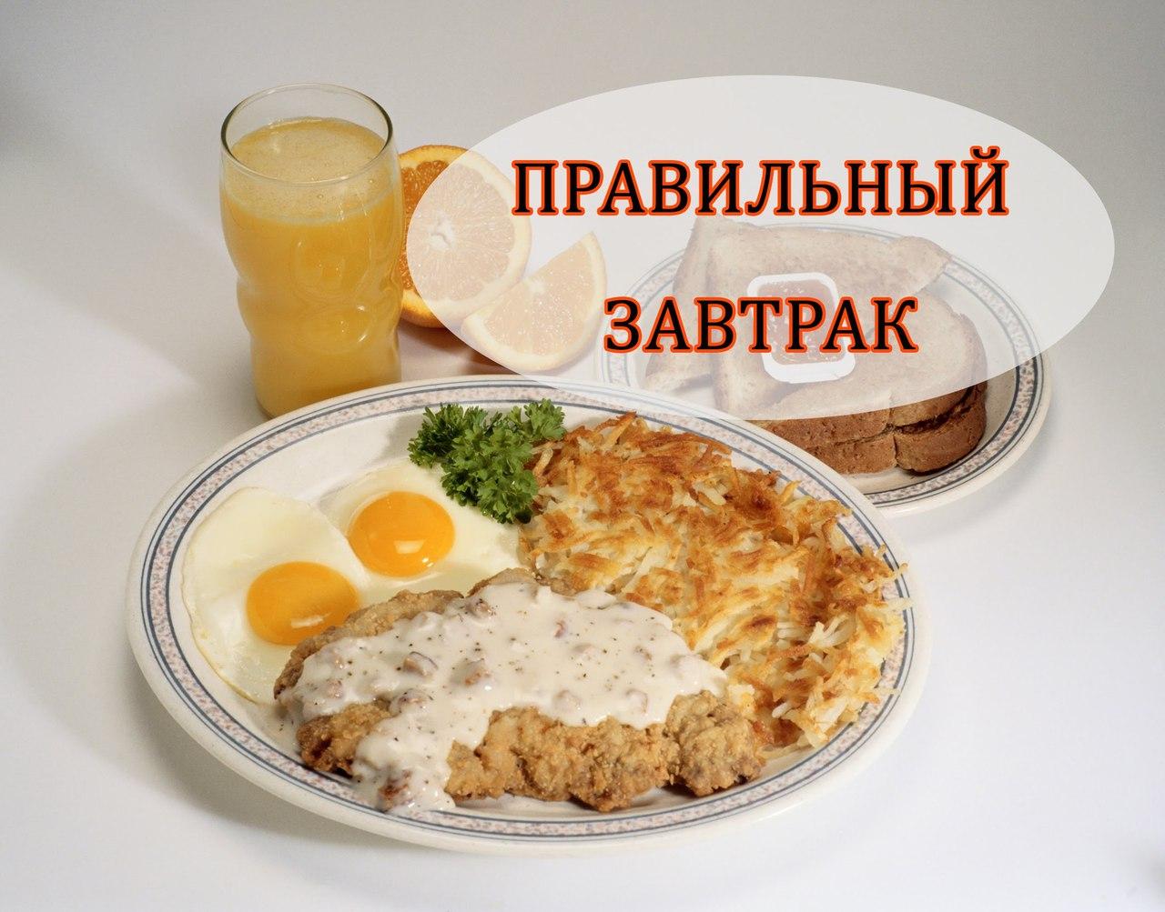 Правильные завтраки для похудения рецепты с фото