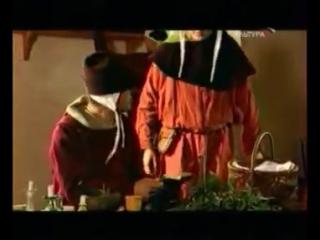 У истории на кухне. Средневековье