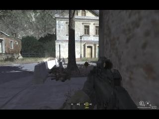 Call of Duty 4: Modern Warfare -- 11 -- Папенькин сынок