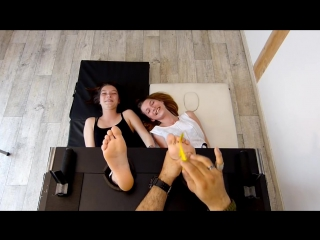 FrenchTickling – Explosions Of Hysterical Laughters With Maiwen & Aika