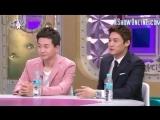 [ENG] Radio Star Ep521 BTS cut 오상진 (+김소영)
