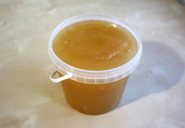 Мед Алтайский разнотравье 3 литра 2017 (свежий) года (4,5 кг)