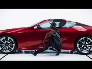 """2017 Lexus LC Commercial- """"Man and Machine"""""""