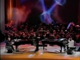 Raul Di Blasio and Richard Clayderman play Bebu Silvettis Piano .