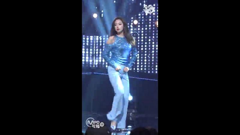 [MPD직캠] 티아라 은정 직캠 내 이름은 Whats my name T-ARA Eun Jung Fancam @엠카운트다운_170615