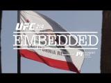 UFC 214 Embedded- Vlog Series - Episode 2
