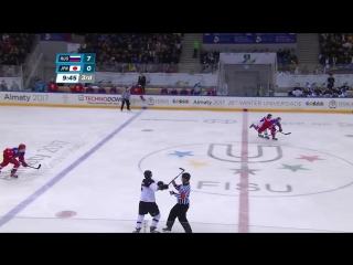 Универсиада-2017. Мужчины. Россия - Япония 14:0