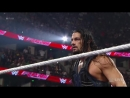 Roman Reigns crashes Seth Rollins and Kanes eulogy for Dean Ambrose_ Raw, Aug.