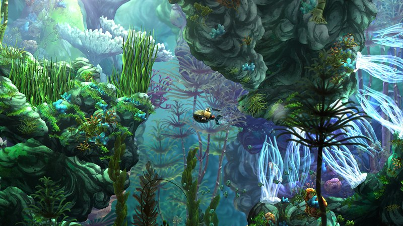 Song of the Deep [Update 4] (2016) PC - Скриншот 3