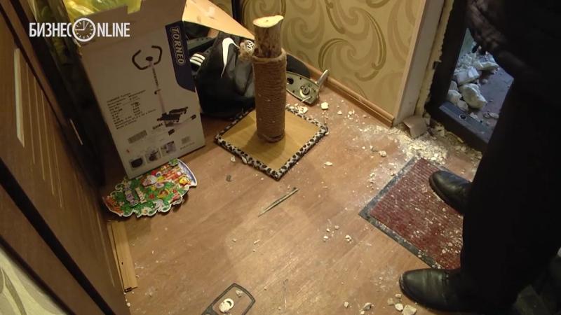 Росгвардия и полиция взяли штурмом подозреваемых в стрельбе на Карбышева в Казани