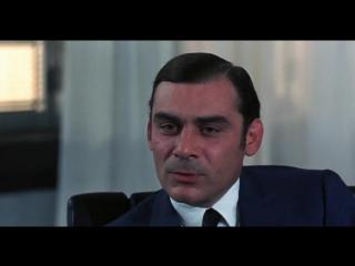 Следствие по делу гражданина вне всяких подозрений(Италия.Криминал.1970)
