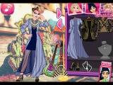 Принцессы 2017 Стиль Глэм-Рок (2017 Style Guide Princess Edition Glam Rock) - Мультик для Девочек
