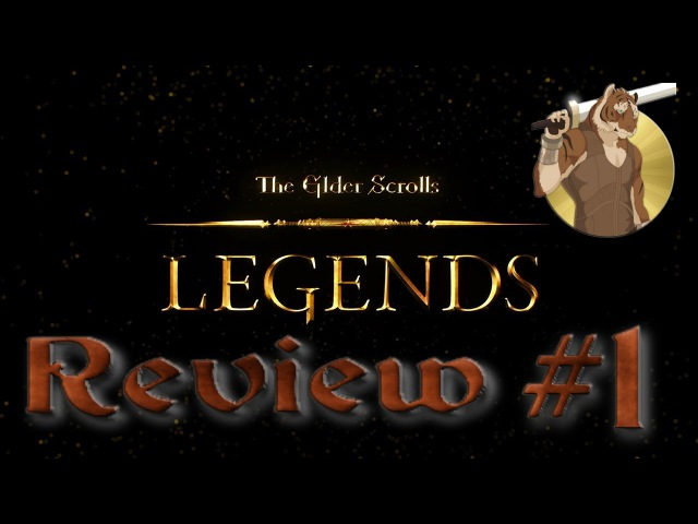 The Elder Scrolls Legends (TESL) - Обзор - |Обучение|